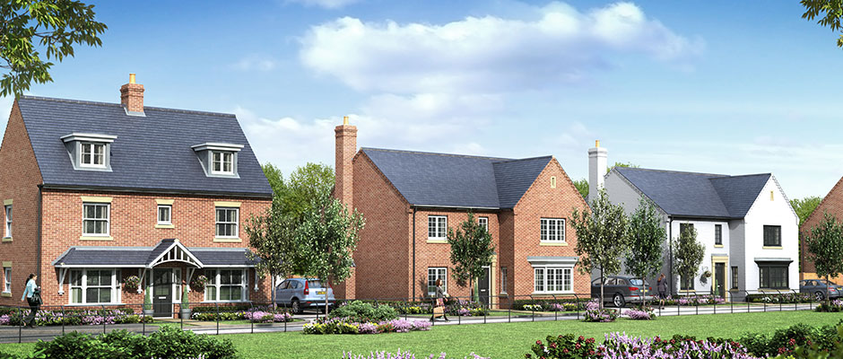 Barratt Homes - Gateway to Tattenhall, Cheshire